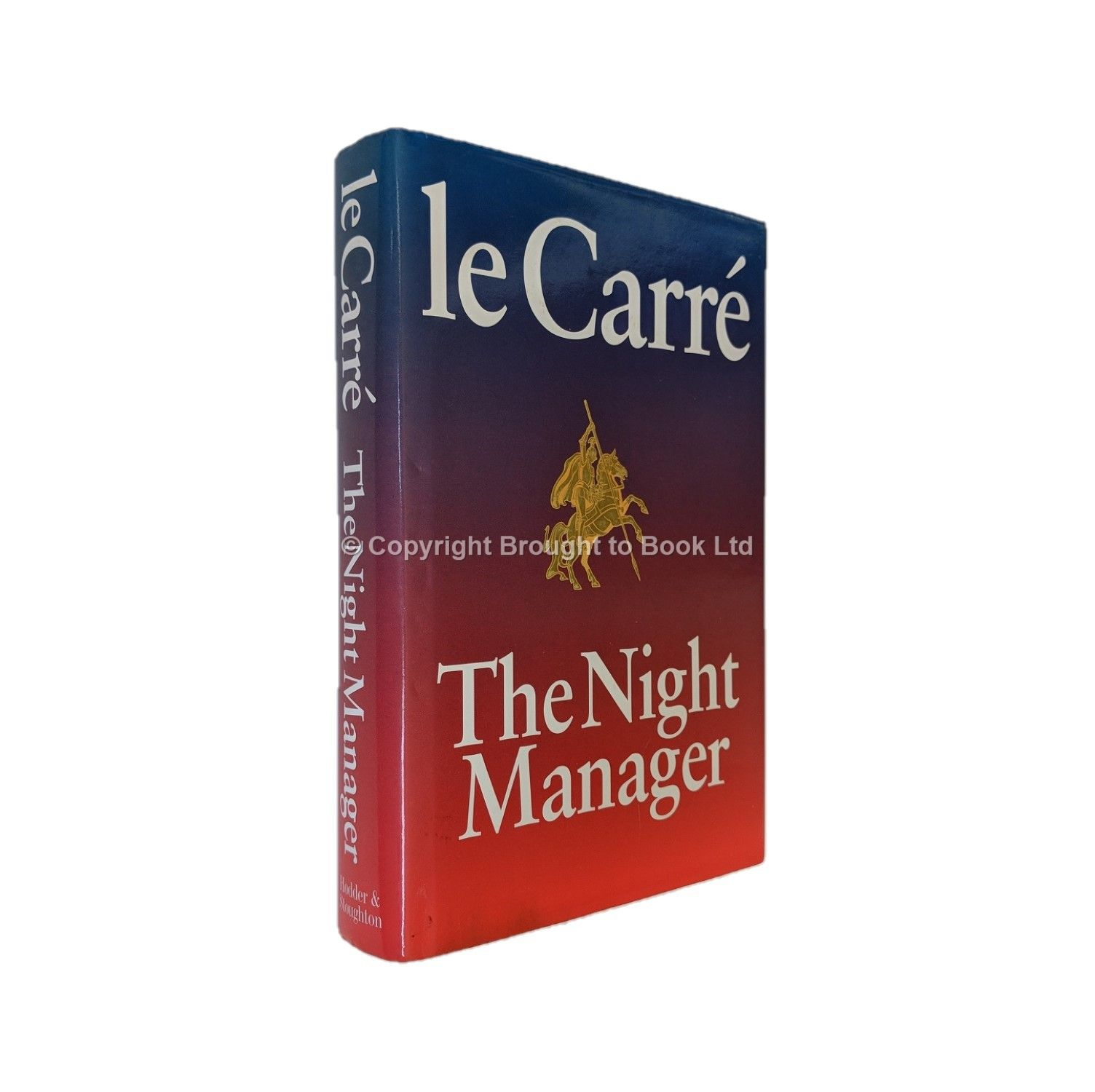 Night Manager Book